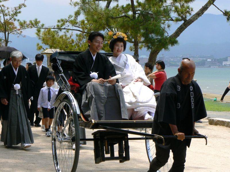 Miyajima wedding