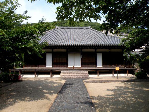 Onomichi temple