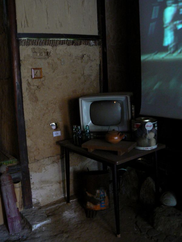 Old televison