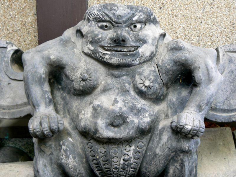 Ugly Stone Statue Art Amp Design Photos Kate S Mostly Japan Photoblog