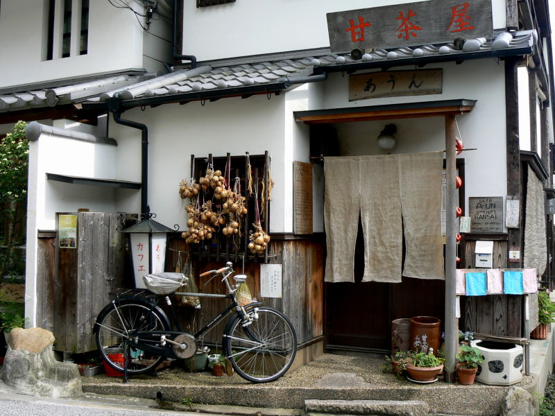 Shop in Nara-machi