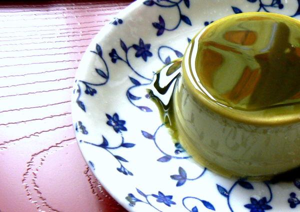 Matcha Pudding