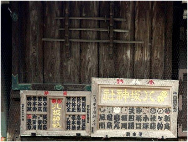 Japanese Kanji signs