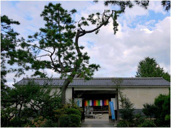 Small temple in Kyoto