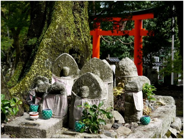 Group of O-jizo