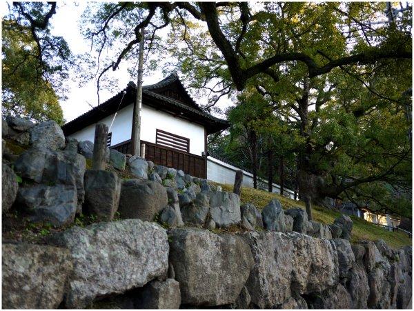 Temple on Heian Jingu Michi