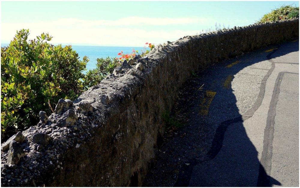 Path around the cliffs