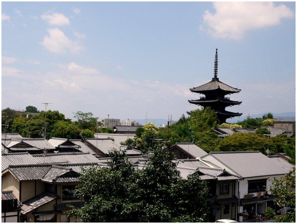 Yasaka Tower in Kyoto