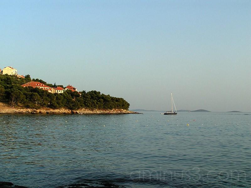 Croatia bay Sailing boat