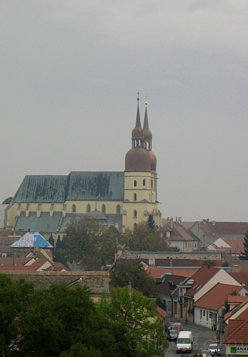 Saint Nicolaus church in trnava