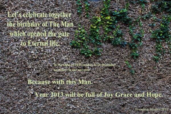 Christmas wish for yera 2012