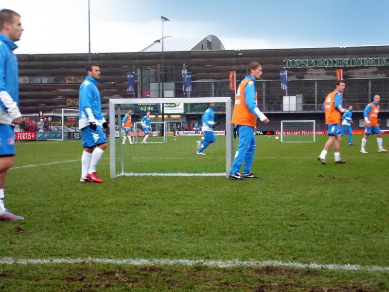 Feyenoord training