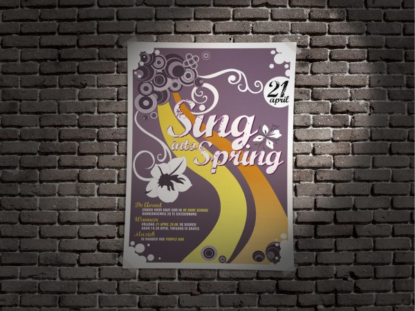 Sing Into Spring 2006