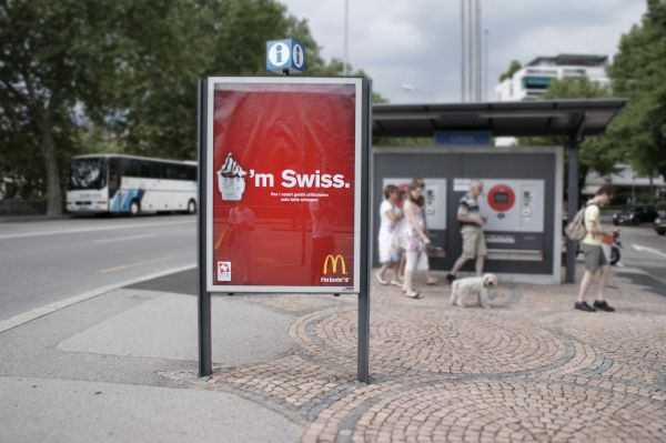 Swiss Billboard
