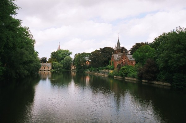 Brugge on the River