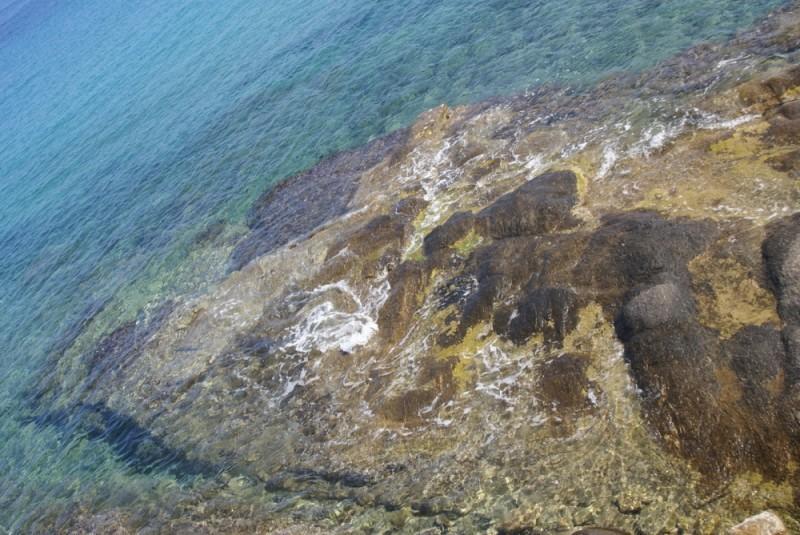 Clear Water, Big Rocks