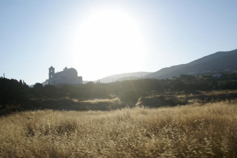 Churches of Paros