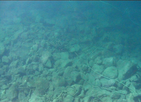 The Water in Puerto Mogan