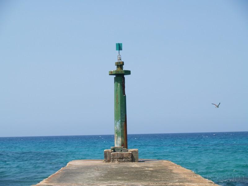 ocean, boats, light house