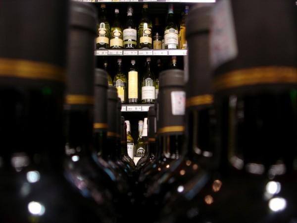 beer in market