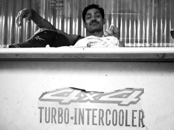 turbo-intercooler