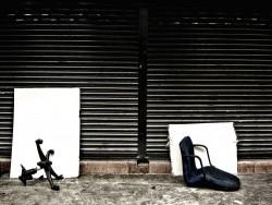 street-induced art design execution