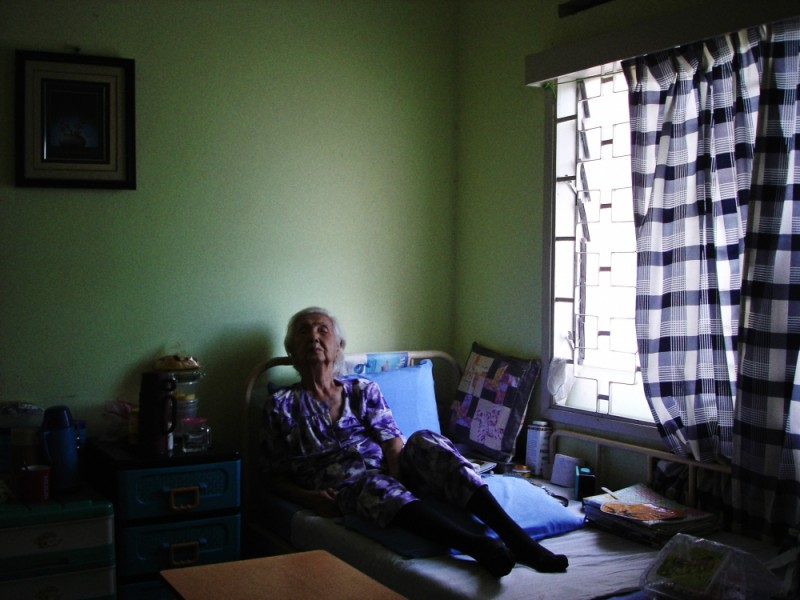 emotional impact on aging is a suffering