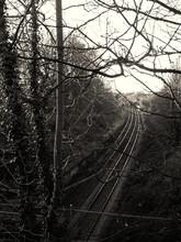 network rail national rail in Leeds' Headingley