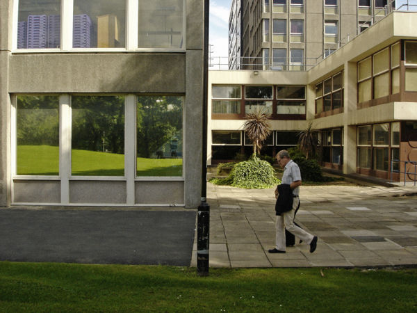 discrete and continuous reality in urban