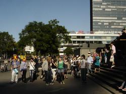 street headache in berlin