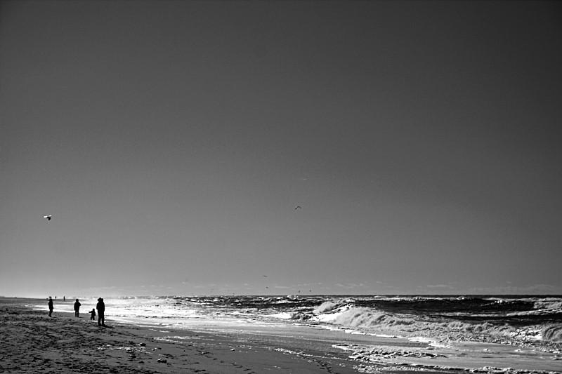 Stranden, Vejlby Klit
