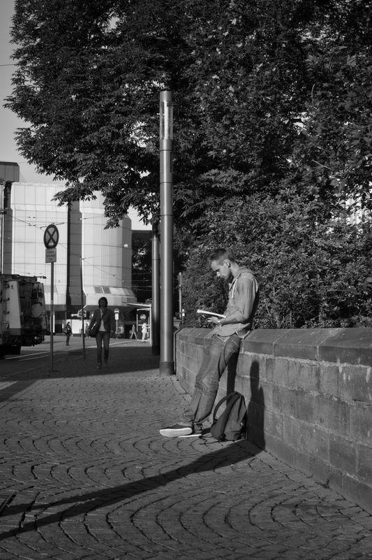 wednesday morning, Darmstadt