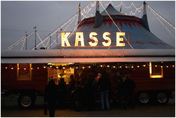 Big Top Kasse