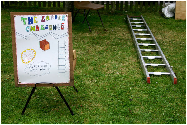 Ladder Challenge