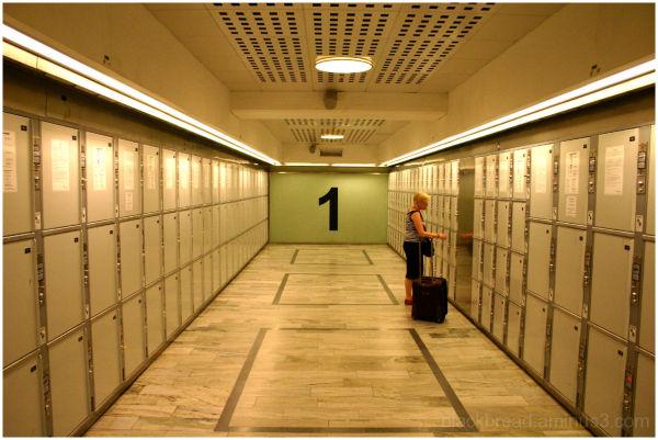 Locker No.1