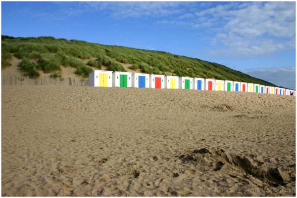Beach Huts Endless