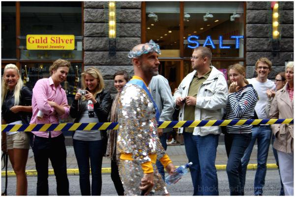The Glitter Man