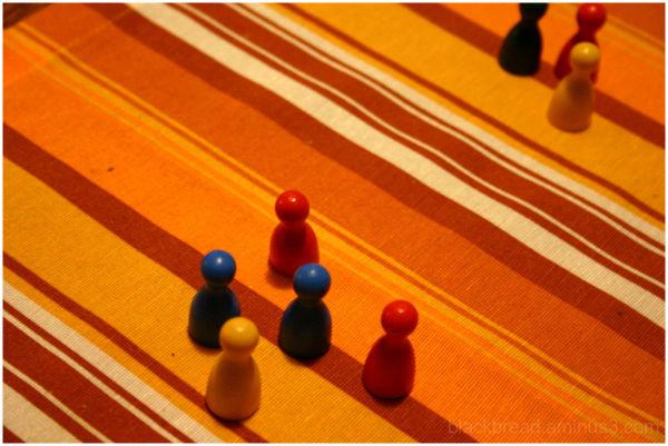 Colour Divisions