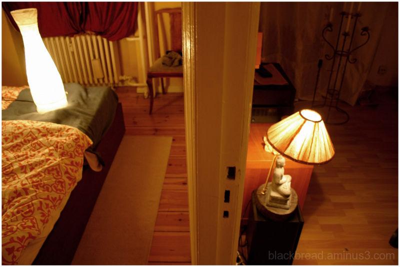 Between Rooms