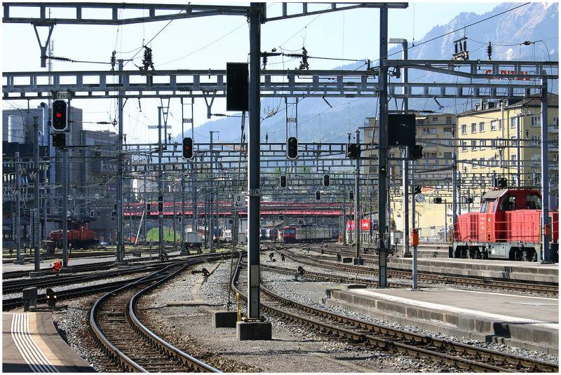 Platform End