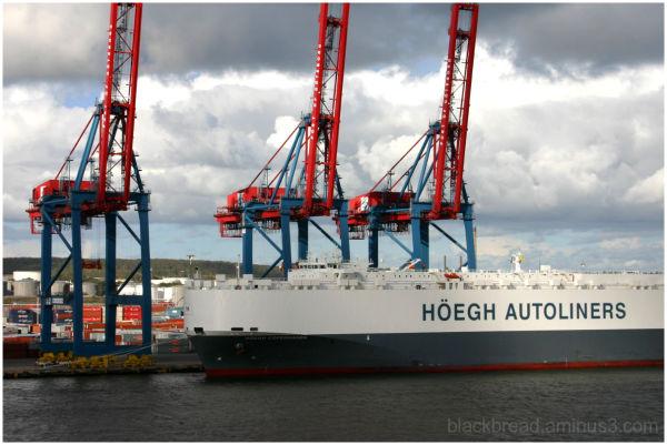 RoRo Ocean Transportation