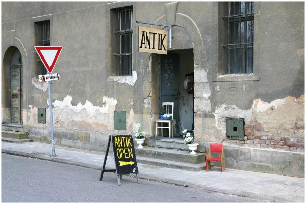 Open Antiques