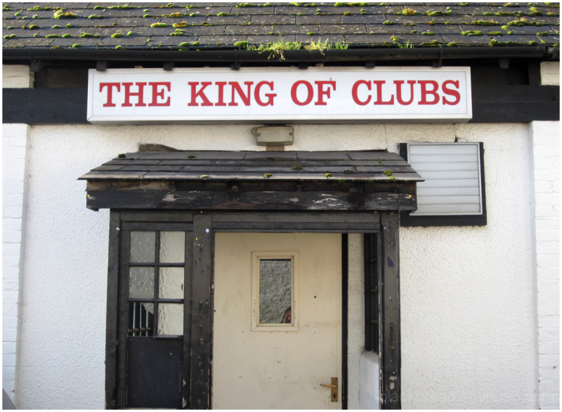 King of Clubs