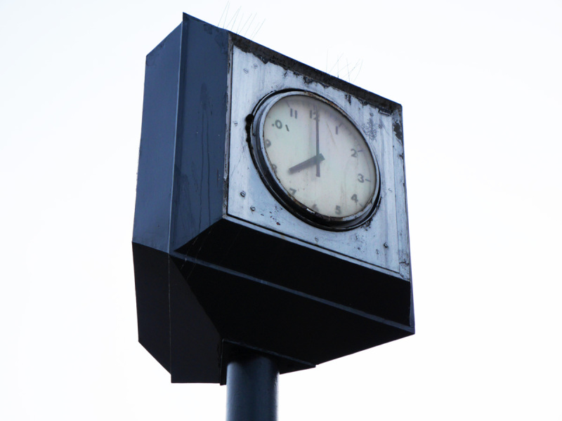 Exmouth Clock