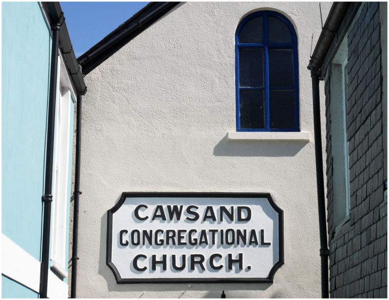 Congregational Church Cawsand