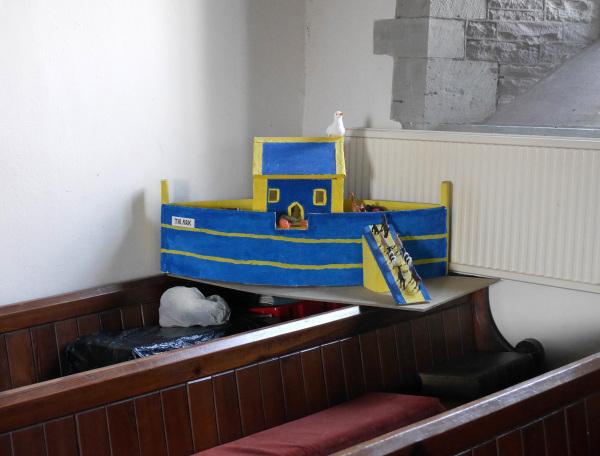 Ark of the Corner