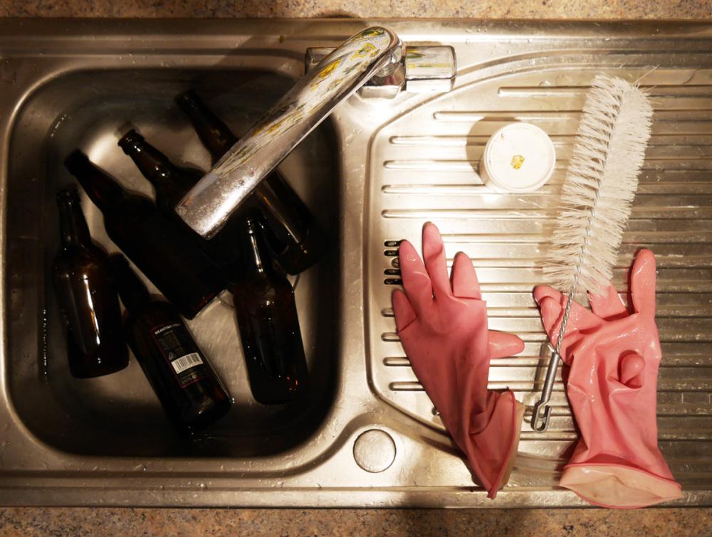 Bottle Washing