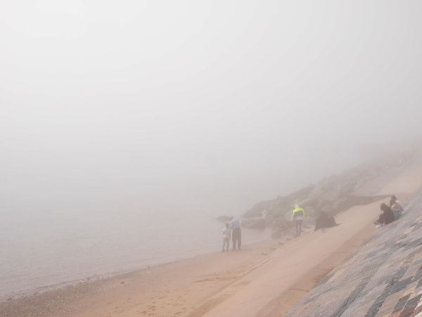 Fog On La Manche