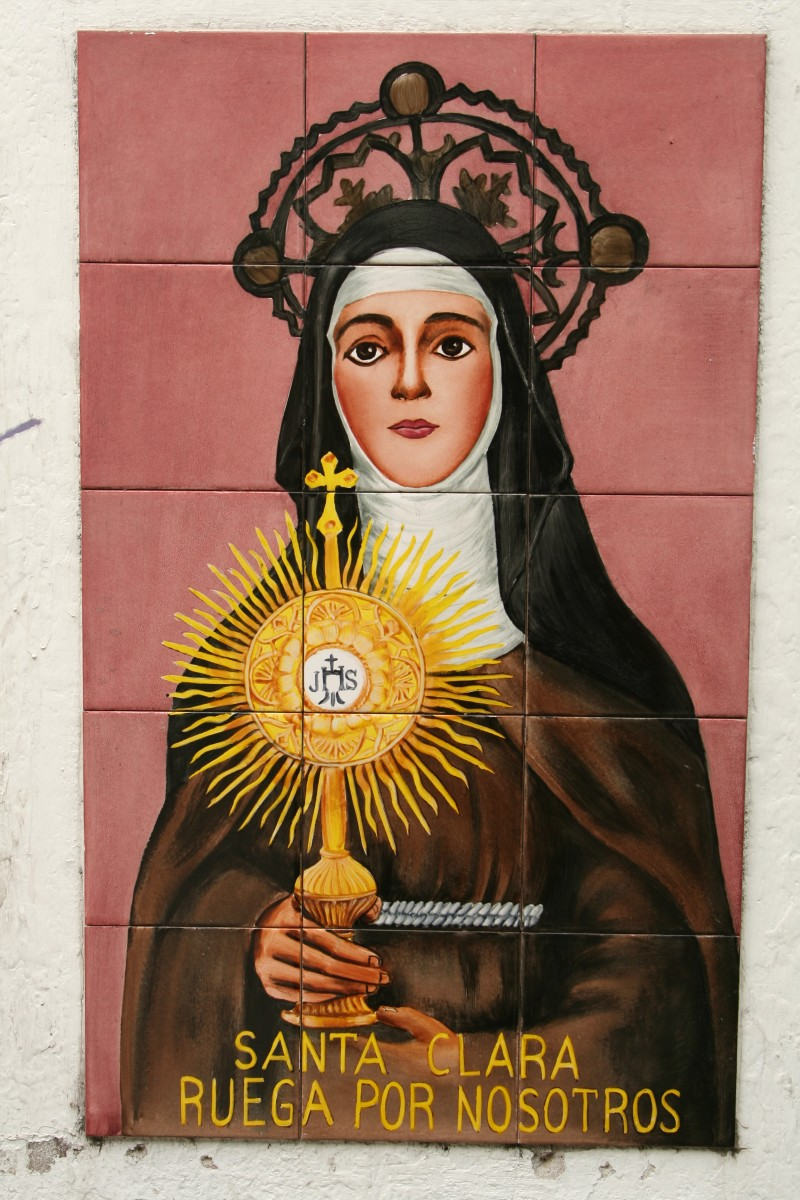 religious tiles in buenos aires