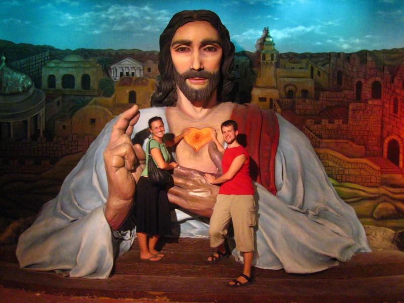 a visit to tierra santa